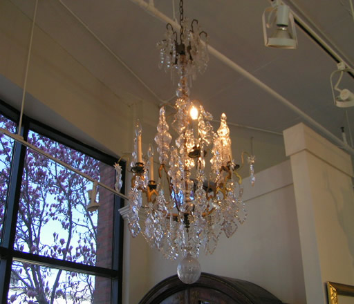 French Chandilier